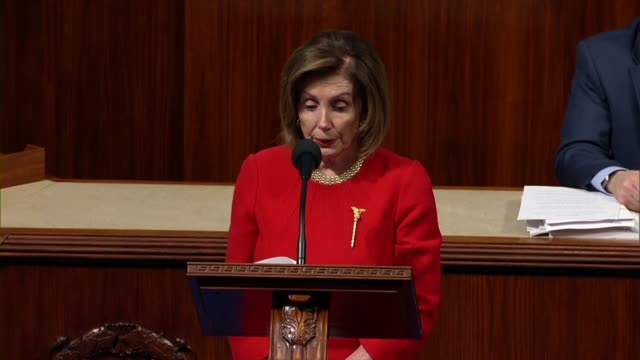 house speaker nancy pelosi says in debate on the usmca trade deal implementing legislation that sadly while the trump administration refused to... - prescription drug costs stock videos & royalty-free footage