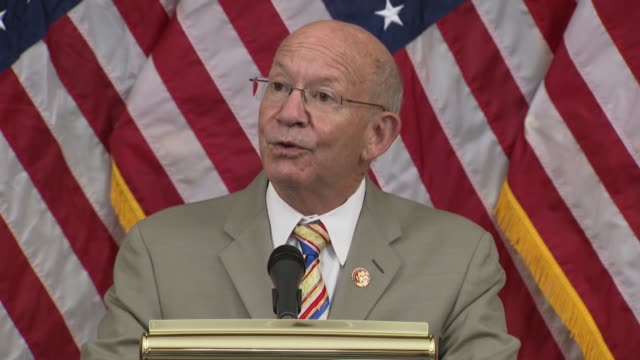 house transportation and infrastructure committee chairman peter defazio says any press conference to introduce the moving forward act that the bill... - saddle stock videos & royalty-free footage