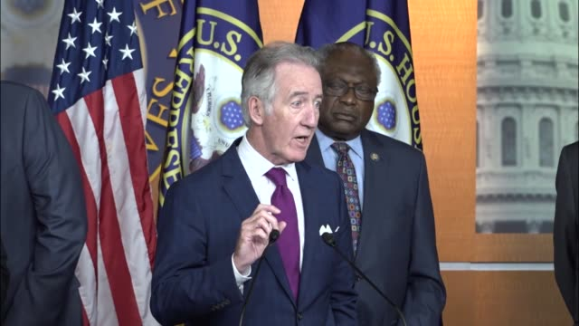 House Ways and Means Committee ranking member Richard Neal of Massachusetts says hours after the Senate failed to advance a healthcare reform bill...
