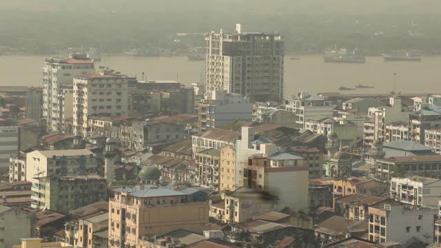 WS HA Houses and apartment buildings / Rangoon, Yangon, Myanmar