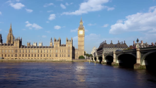 Houses Of Parliament and Big Ben, London