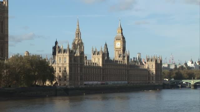 Houses of Parliament und Big Ben (London), 1