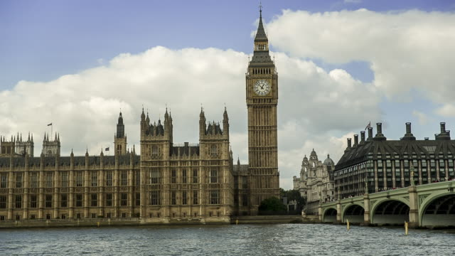 ms ts houses of parliament - parliament building stock videos & royalty-free footage