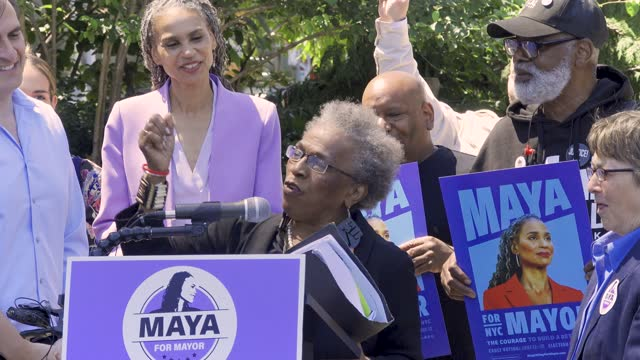 NY: Mayoral Candidate Maya Wiley Calls For Affordable Housing In NYC
