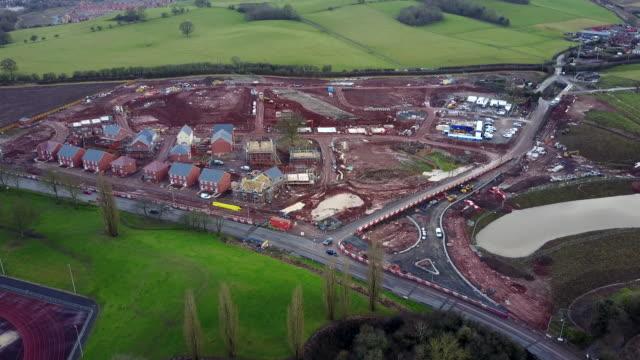 Housing development, UK.