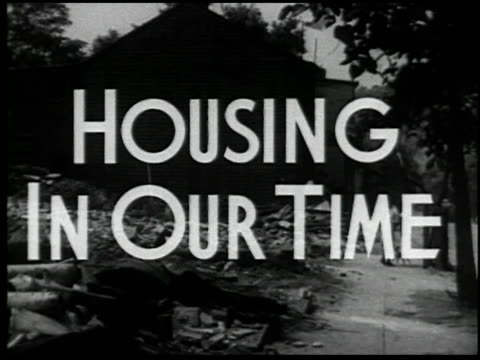 housing in our time - 1 of 20 - see other clips from this shoot 2183 stock videos & royalty-free footage