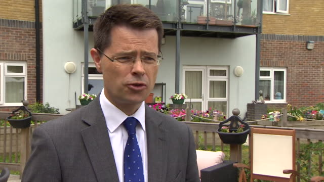 housing secretary james brokenshire saying the government's plan to speed up the complaints procedure against landlords and the publication of league... - publication stock videos & royalty-free footage