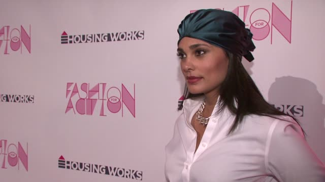 housing works fashion for action 201 opening night benefit, new york, ny, - rachel roy designer label stock videos & royalty-free footage