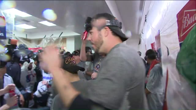 KTLA Houston Astros Celebrate World Series Win