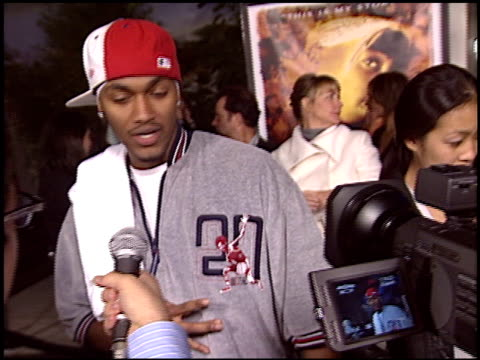 houston at the 'tupac: resurrection' premiere at the cinerama dome at arclight cinemas in hollywood, california on november 4, 2003. - arclight cinemas hollywood stock videos & royalty-free footage