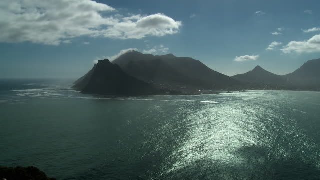 WS Hout Bay with Sentinel mountain, Cape Town, Western Cape, South Africa