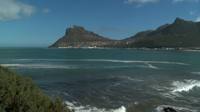 WS PAN Hout Bay with Sentinel mountain, Cape Town, Western Cape, South Africa