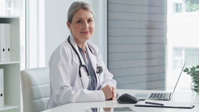 how can i help you with your healthcare? - grey hair stock videos & royalty-free footage