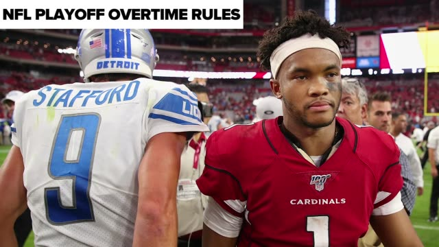 how does overtime work in the nfl playoffs? here's a breakdown of the rules and history dating back to the 1970s. - playoffs stock videos & royalty-free footage