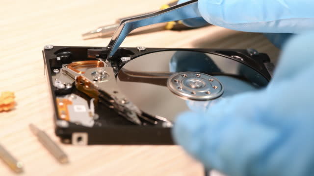 how to fix hard disc - disk stock videos & royalty-free footage