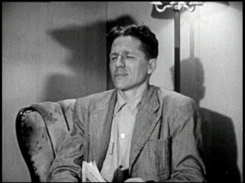 vídeos y material grabado en eventos de stock de how to say no (moral maturity) - 2 of 10 - 1951