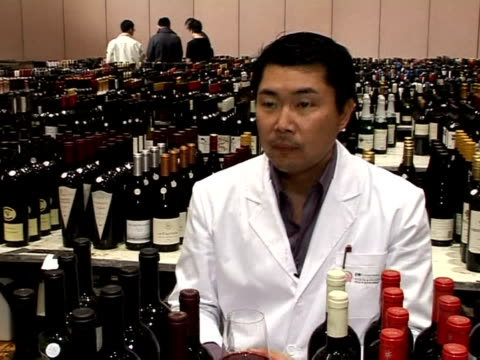 how would you pair french wine with peking duck or braised abalone a year after hong kong scrapped a 40 percent tax on wine sales are booming and the... - braised stock videos and b-roll footage