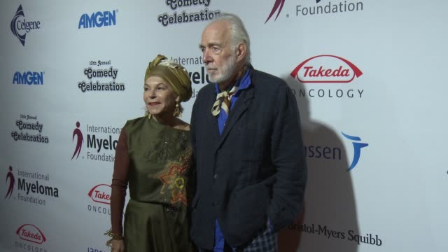 howard hesseman at international myeloma foundation's 10th annual comedy celebration benefiting the peter boyle research fund & supporting the black... - peter boyle stock videos & royalty-free footage