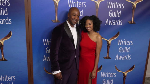 howard jordan jr. at the 2020 writers guild awards at the beverly hilton hotel on february 01, 2020 in beverly hills, california. - the beverly hilton hotel stock videos & royalty-free footage