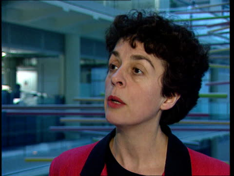 Howard League criticises handcuffing of pregnant women ITN Gray's Inn Road CMS Frances Crook intvwd SOT pregnant women are not going to represent...
