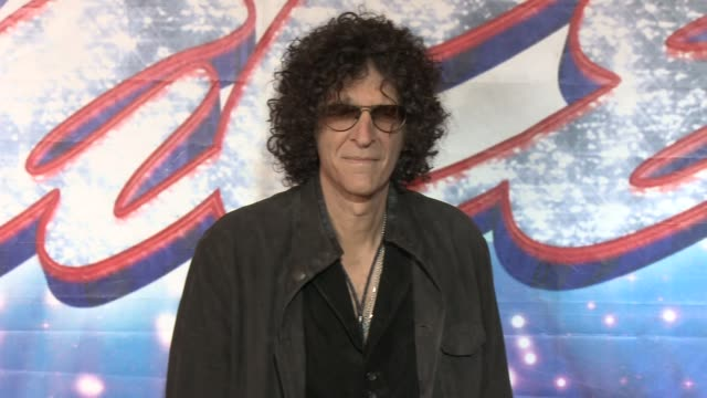 Howard Stern at 'America's Got Talent' Red Carpet Howard Stern at 'America's Got Talent' Red Carpet at the Pantages Theatre on April 24 2013 in...