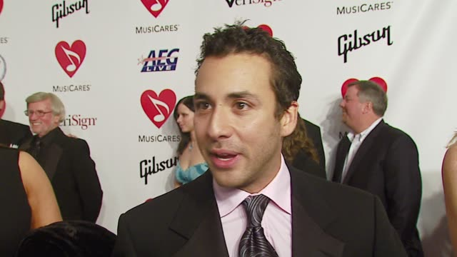 howie dorough of the backstreet boys on how the eagles influenced his music, his favorite don henley song and the upcoming backstreet boys project at... - backstreet boys stock videos & royalty-free footage