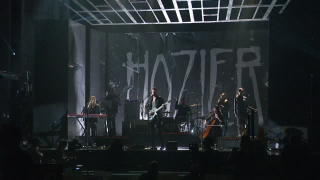 PERFORMANCE Hozier at MGM Grand on May 15 2015 in Las Vegas Nevada