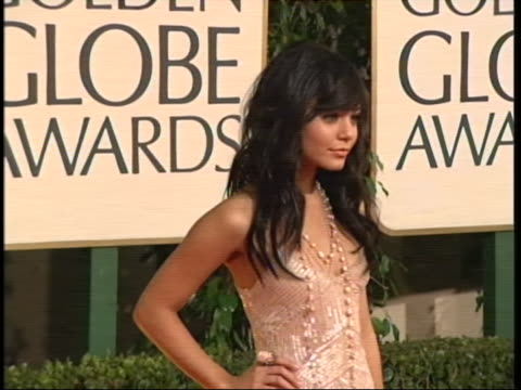 hudgens posing - the beverly hilton hotel stock videos & royalty-free footage