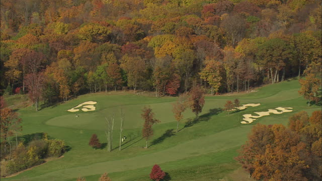 hudson national golf club - sequential series stock videos & royalty-free footage