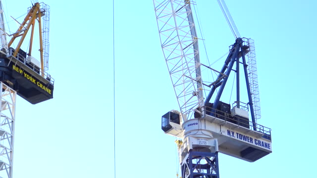 Hudson Yards, Building Construction, New York City, 2015