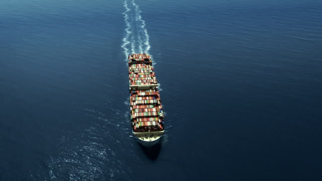 huge container ship - large stock videos & royalty-free footage