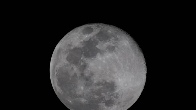 huge super full moon rises across a black sky - supermoon stock videos & royalty-free footage
