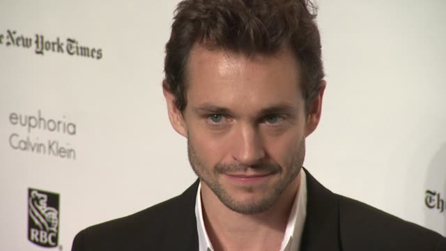 hugh dancy at the ifp's 21st annual gotham independent film awards - red carpet at new york ny. - independent feature project stock videos & royalty-free footage