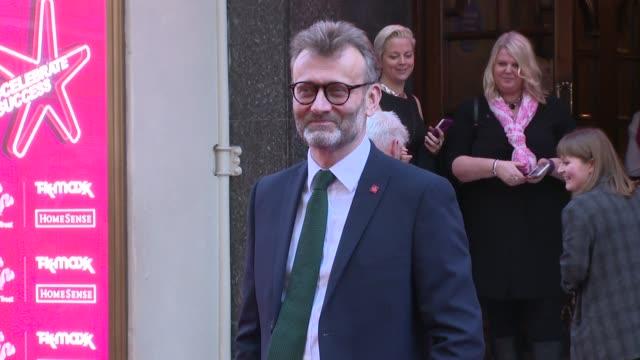 Hugh Dennis at London Palladium on March 15 2017 in London England