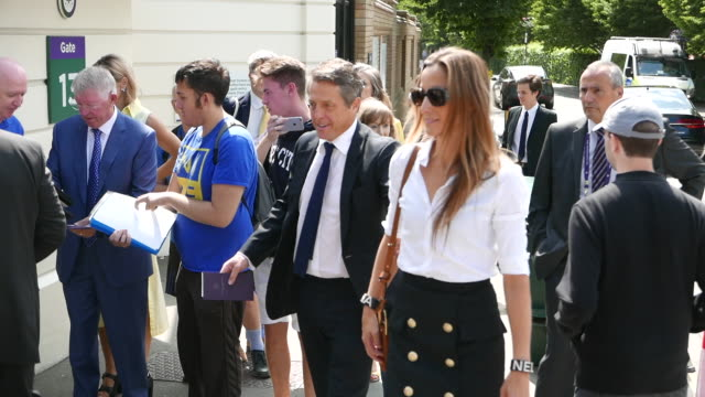 GBR: Celebrity Sightings in London