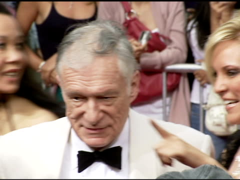 Hugh Heffner at the 34th AFI Life Achievement Award A Tribute To Sean Connery at the Kodak Theatre in Hollywood California on June 8 2006