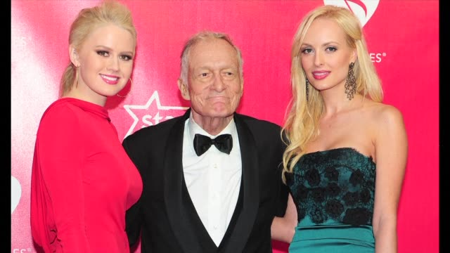 hugh hefner the silk pajamaswearing founder of playboy magazine who helped steer nudity into the american mainstream dies his magazine announced on... - playboy magazine stock videos and b-roll footage