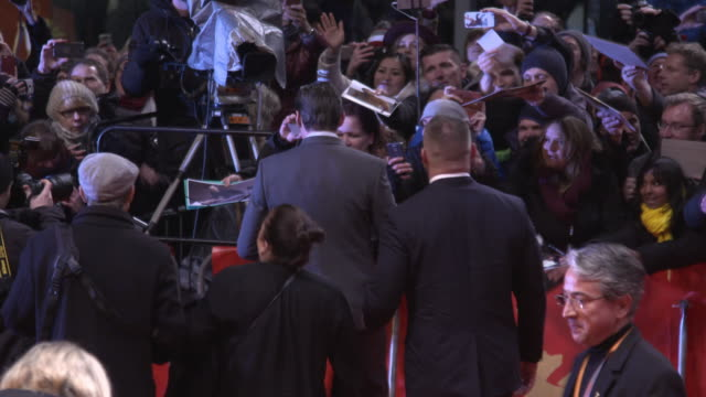 'Logan' Red Carpet at Berlinale Palast on February 17 2017 in Berlin Germany