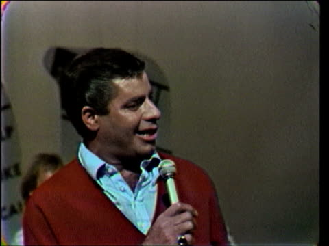 Hullabaloo Show 20 Jerry Lewis / live vocal sync music