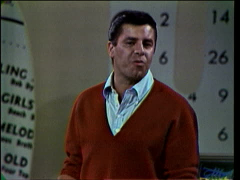 / Hullabaloo Show 20 Jerry Lewis / live vocals music
