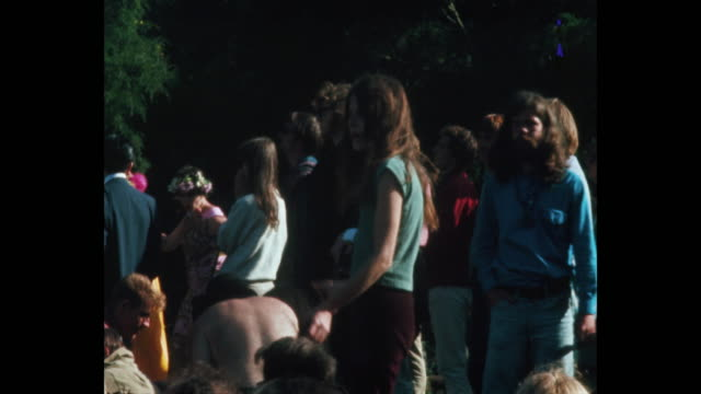 Human BeIn Summer Solstice Hippies and Rock and Roll in Golden Gate Park