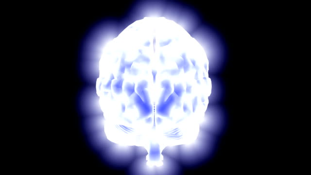 human brain activity - loopable moving image stock videos & royalty-free footage