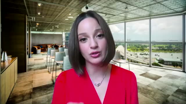 human connection speaker, simone heng, shares her experiences working with richard branson. - internet of things stock videos & royalty-free footage