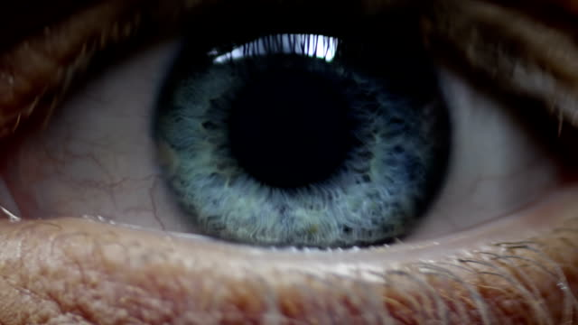 human eye - eye stock videos & royalty-free footage