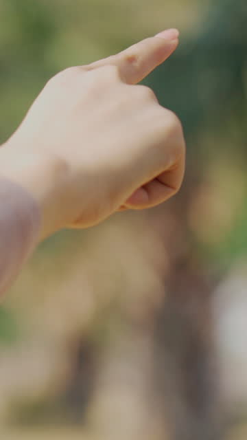 human finger forward pointing , index finger - human finger stock videos & royalty-free footage