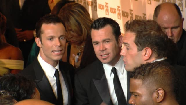 vidéos et rushes de human nature at the 22nd annual ascap rhythm and soul awards at beverly hills ca - ascap