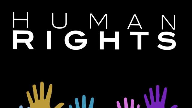 human menschenrechte - menschenrechte stock-videos und b-roll-filmmaterial