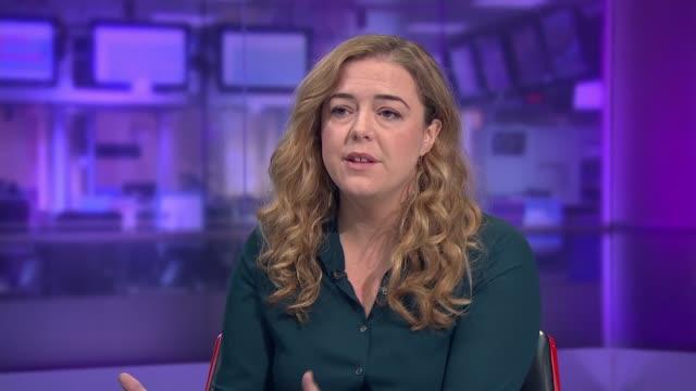 UN warns of widespread deaths if blockade not lifted ENGLAND London GIR INT Lily Caprani STUDIO interview SOT