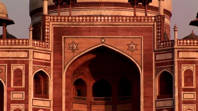 hd humayun's tomb, delhi - taj mahal stock videos and b-roll footage