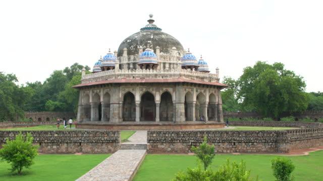 Humayun's tomb (Maqbara e Humayun) in Delhi, India